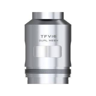 Verdampferköpfe - SMOK TFV16 Dual Mesh 0.12 Ohm - 3x Pack