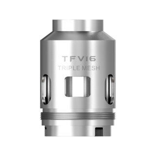 Verdampferköpfe - SMOK TFV16 Triple Mesh 0.15 Ohm - 3x Pack